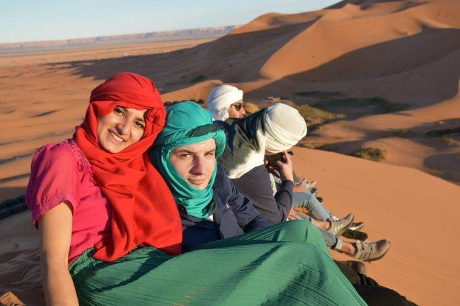 5 days Mount Toubkal and Sahra tours from Marrakech.