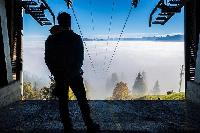 Mt Pilatus Ultimate Adventure Tour with Hiking, Rope park and Alpine Toboggan