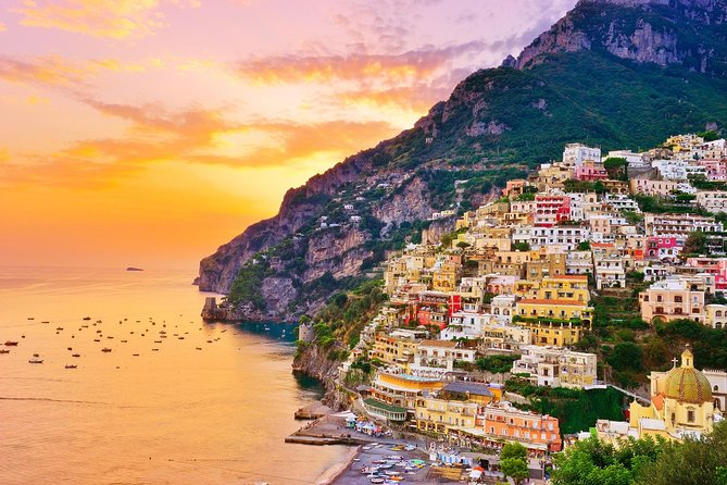 Sunset Cruise from Positano or Amalfi