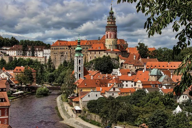 Day Trip To Cesky Krumlov And Hluboka Castle With Three Courses Tasting Lunch