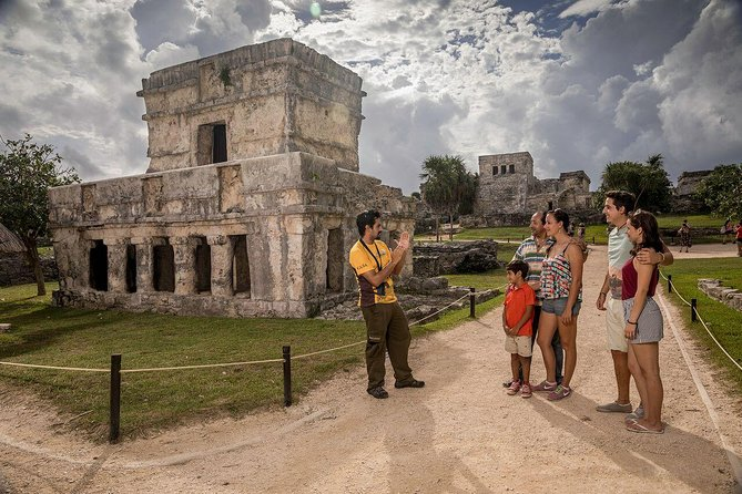 Tulum, Coba, and Maya Village full-day tour photo 2