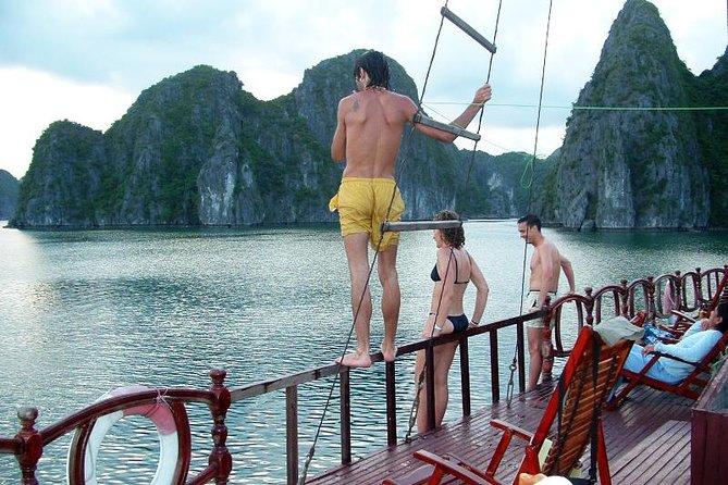 2-Day Halong Bay Cruise