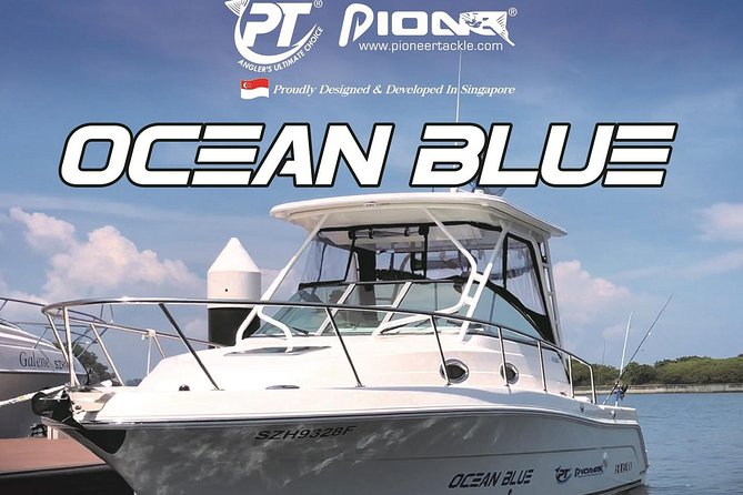 Pioneer Tackle Ocean Blue Yacht Charter CHRISTMAS PARTY