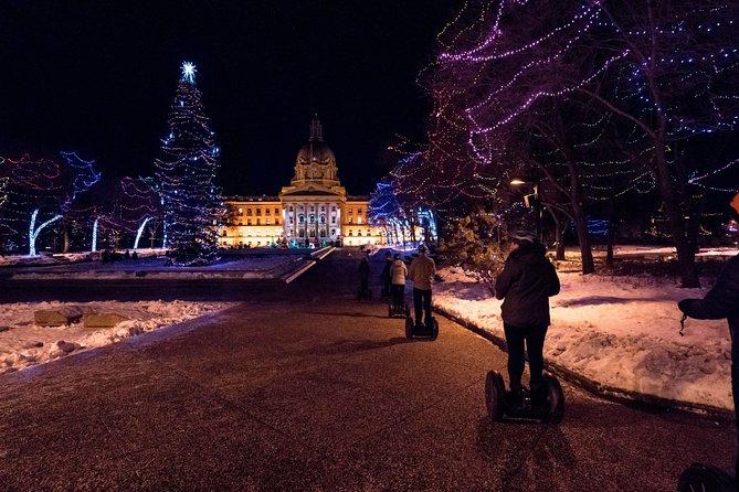 Legislature Lights Segway Adventure