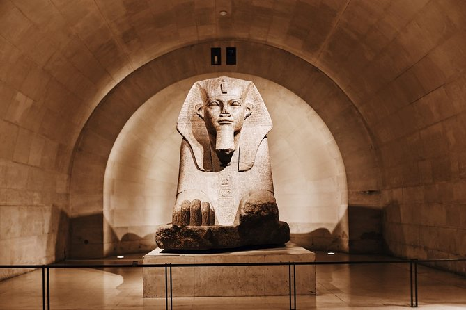 Skip-the-line & Private Guided Tour: Louvre Museum