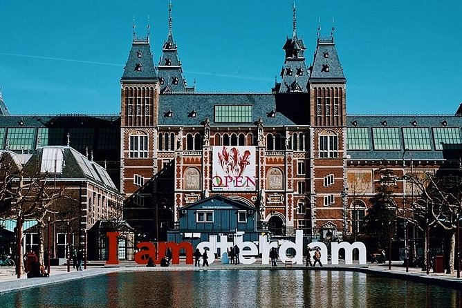 Skip-the-line Rijksmuseum & Amsterdam City Center Tour - Semi-Private 8ppl Max