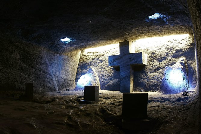 One Day Salt Cathedral of Zipaquirá, You can not miss this Wonder of Colombia