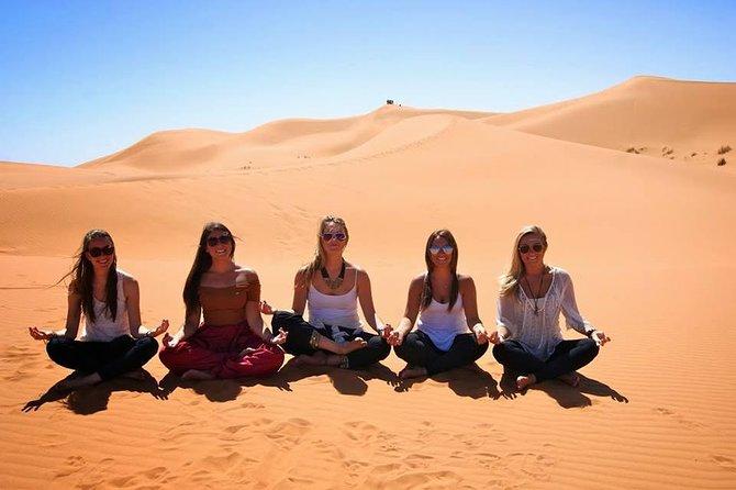 Private 3 Day Desert Tour From Marrakech To Merzouga Dunes