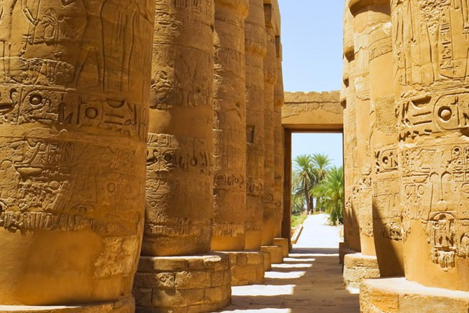 Day Trip to Luxor's East Bank and West Bank Sites