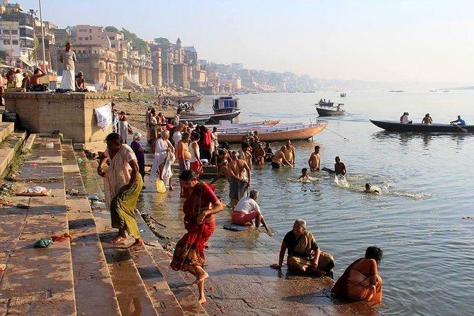 Varanasi Day Tour with Same Day Flights from Mumbai