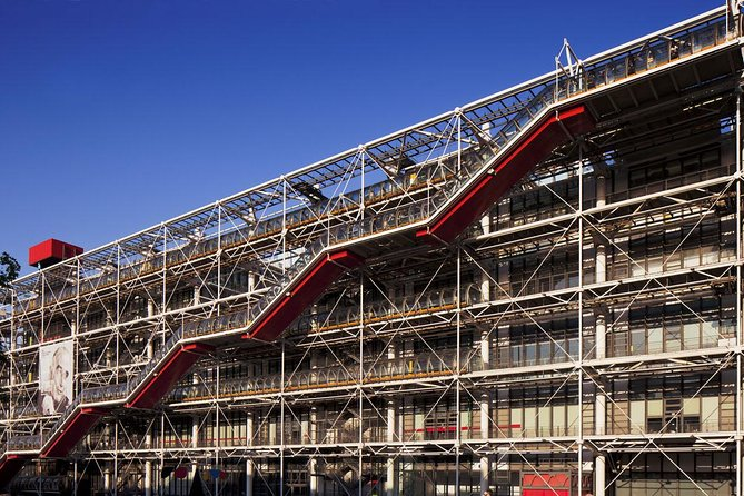 Skip-the-line Centre Pompidou Guided Museum Tour - Private Tour