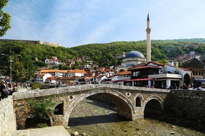 Kosovo-dagtrip: Pristina- en Prizren-tour vanuit Skopje