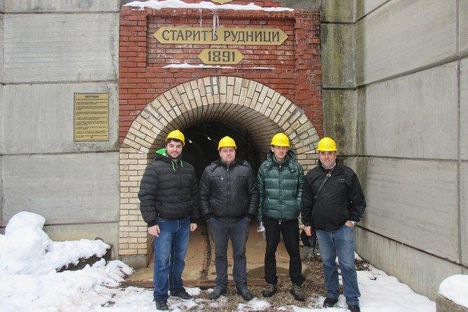 Pernik Mine Museum e Krakra Fortress: tour di un giorno da Sofia