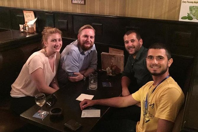Baku Pub Crawl