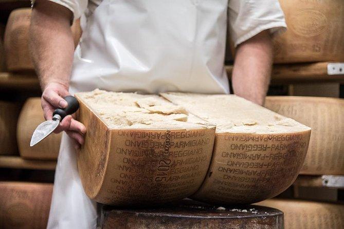 Tour gastronomico di mezza giornata di Parma