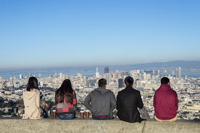 San Francisco rondleiding door de stad