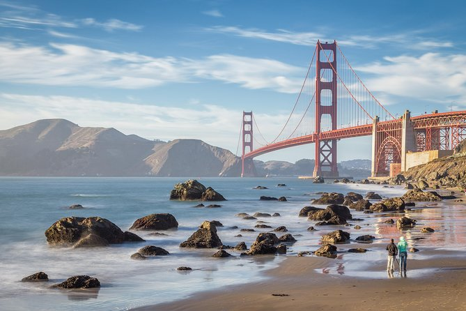 San Francisco Guided City Tour