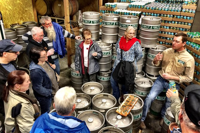 Half-Day Anchorage Craft Brewery Tour and Tastings