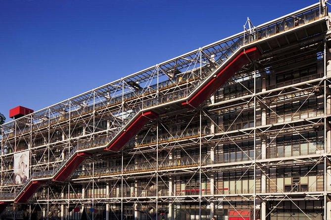 Centre Pompidou Paris Skip-The-Line Small-Group Guided Museum Tour