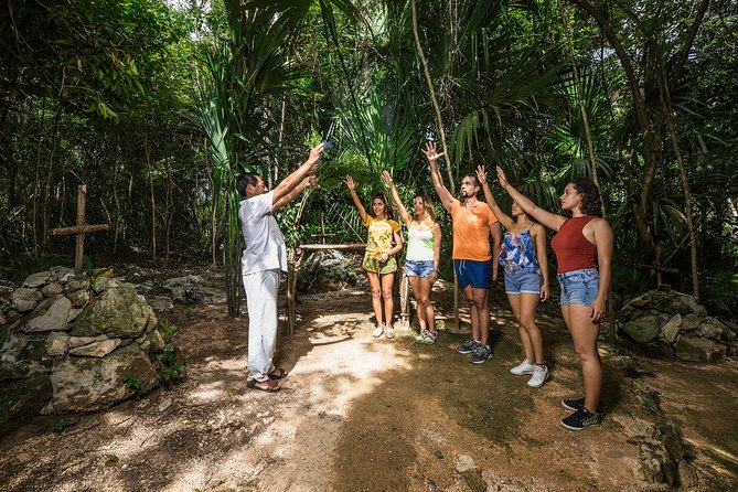 Emotions Native Park with ATV, Cenote & Ziplines -Admission Ticket only