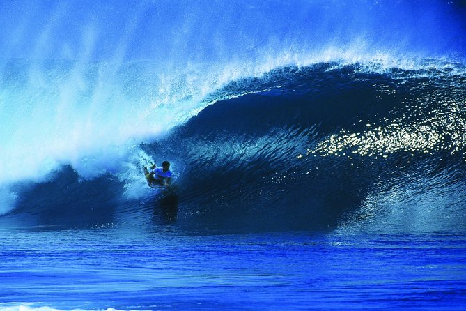 """Bodyboarding - One to One """"Private"""" Lesson with a Pro Coach - Waikiki, Oahu"""