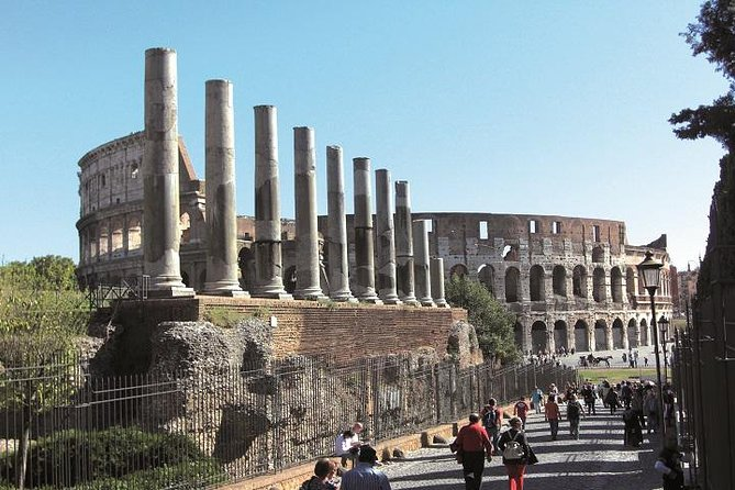 Skip the Line Small Groups Colosseum & Ancient Rome p.m.- Hotel pick up included photo 8