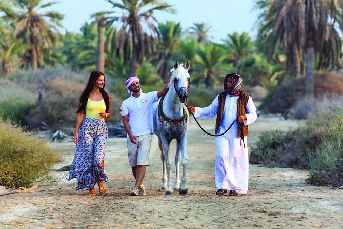 Arabian Morning Horse Riding & Stable Tour