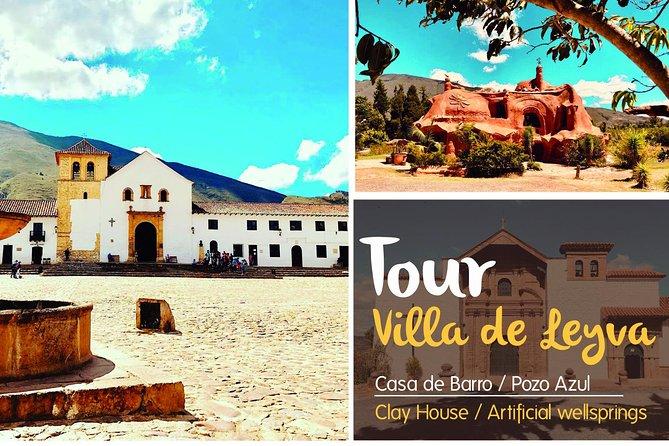 Full-Day Tour to Villa de Leyva Town & Surroundings from Bogota