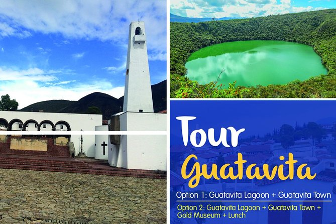 Full-Day Tour to Guatavita Lake & Colonial Town