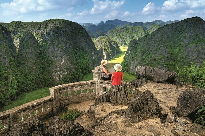 Ninh Binh 2 Days 1 Night Visiting Tam Coc Thung Nham Mua Cave Hoa Lu from Hanoi