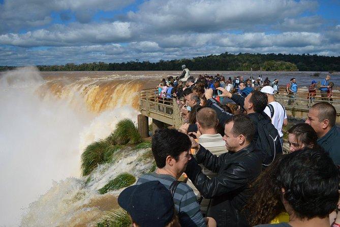 Day tour Cataratas del Iguazu. Iguazu by land and water - Great adventure tour
