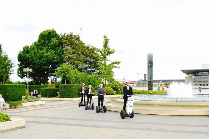 Shore Excursion: 2-Hour Copenhagen Segway Cruise