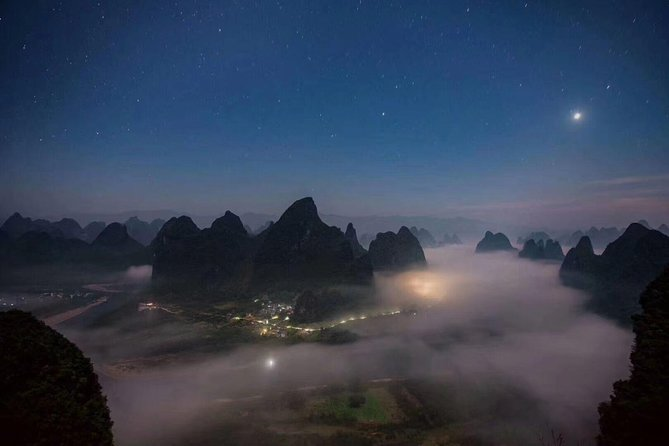 Half-Day Yangshuo Xianggong Mountain Sunrsie Private Tour from GUILIN hotel photo 7