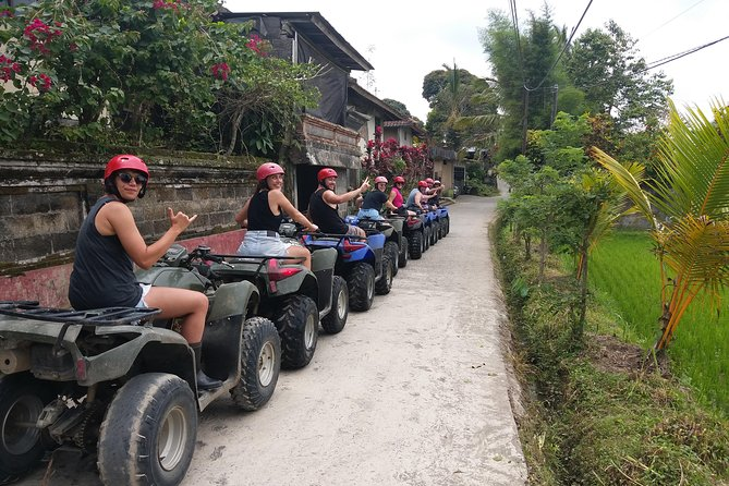 ATV Bali Quad Bike Adventure