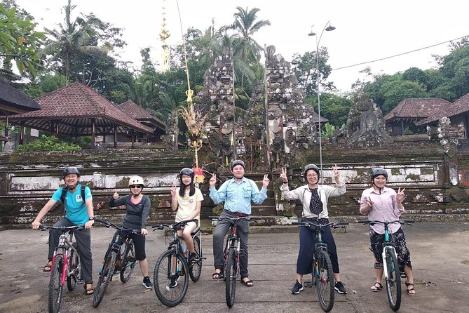 Bali Cycling with Rafting Adventure