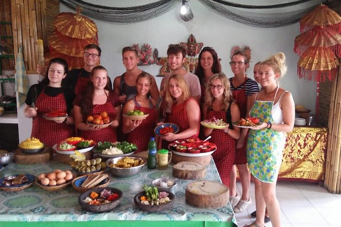 Balinese Cooking Class with Rafting