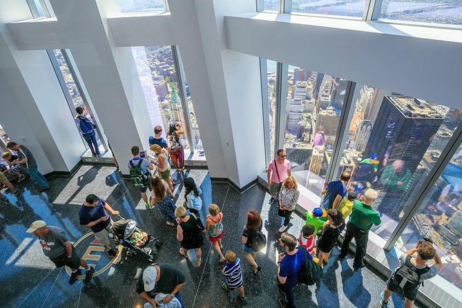 World Trade Center Tour with 911 Museum & Observatory Skip-the-Line Access