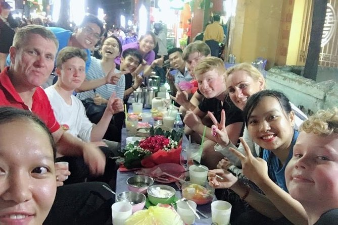 Private tour of Saigon Street Food Tour by Motorbike