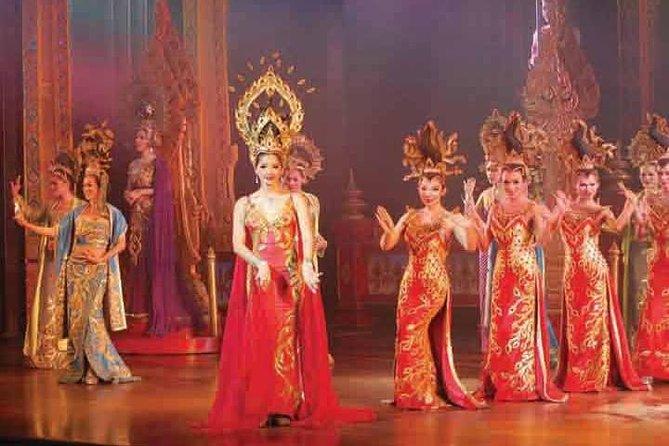 ALCAZAR Show - VIP IN PATTAYA