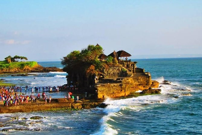 Full Day Bali Private: Ubud Art Villages and Tanah Lot Sea Temple Tour