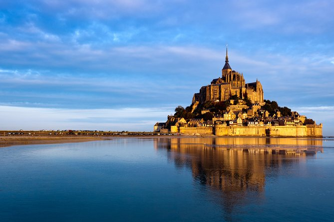 Private Mont Saint Michel Tour From Bayeux