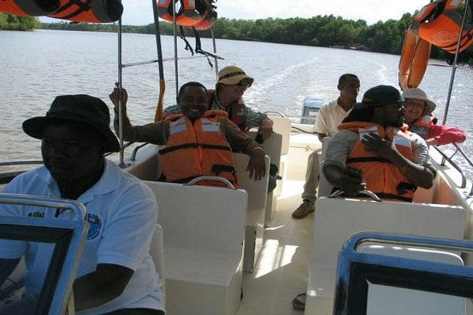 Day Trip to Saadani National Park- From Tanga City Tanzania
