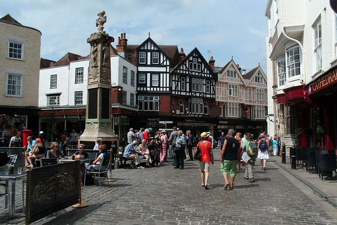 Full-day White Cliffs of Dover and Canterbury Cathedral Tour from London photo 8