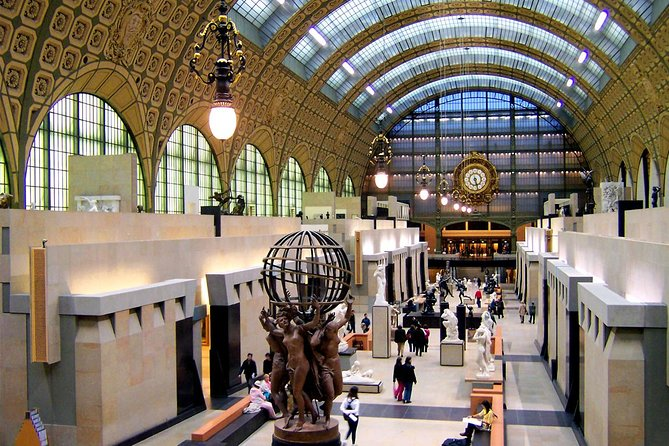 Paris: Orsay Art Museum Tour