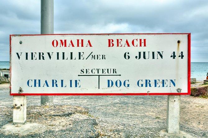 Normandy D DAY landing beaches