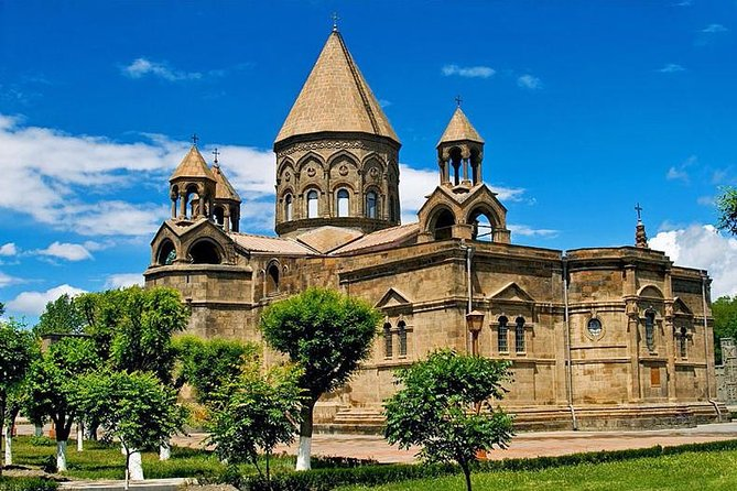 Private Tour To Echmiadzin-Zvartnots