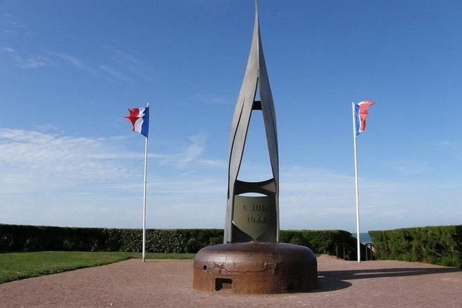 Locais Normandy British D-DAY - Sword Beach e Hilmann Bunker Tour de meio dia