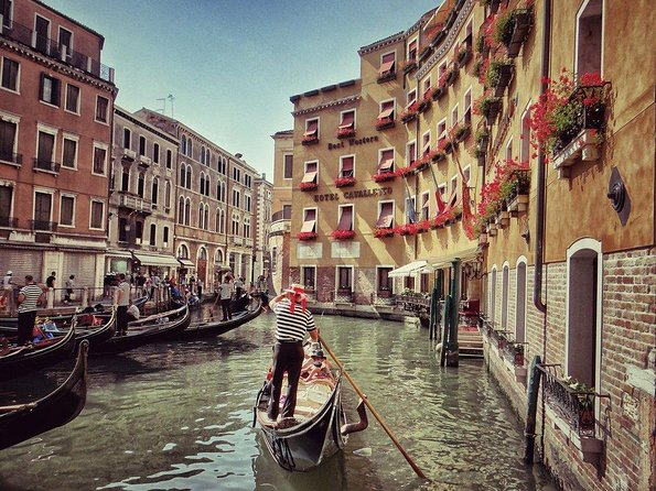 Venice Day Trip from Milan With Hotel Pickup