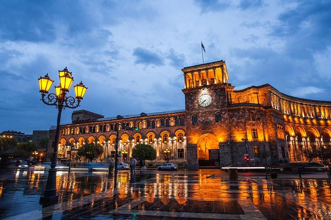 Yerevan - City Tour
