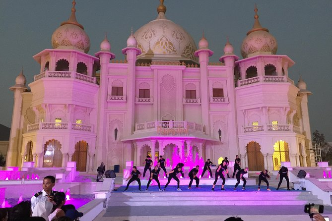BollyWood Parks Family Package With Private Transfer for 1 to 6 people